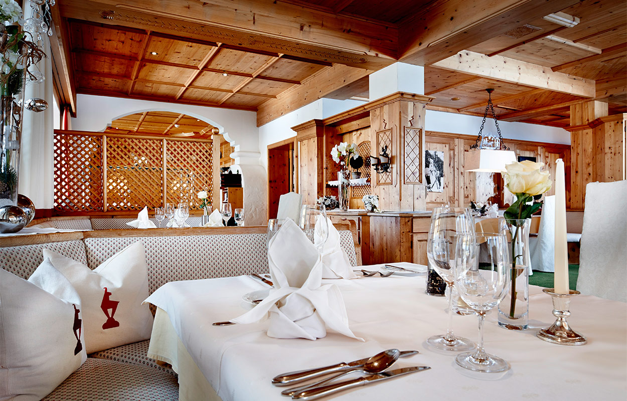 Bichlhof Restaurant